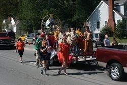 Homecoming parade 07-08