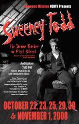 2008-2009 Sweeney Todd
