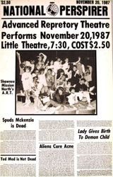 1987-1988 fall poster