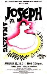 1997-1998 Joseph and the Technicolor Dreamcoat