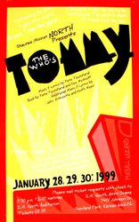 1998-1999 The Who's Tommy