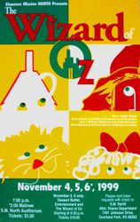 1999-2000 The Wizard of Oz