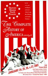 2000-2001 The Complete History of America (abridged)