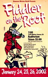 2001-2002 Fiddler on the Roof