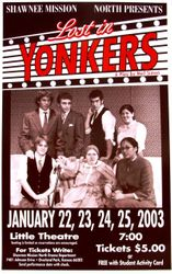 2002-2003 Lost in Yonkers