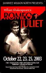 2003-2004 Romeo and Juliet
