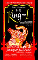 2003-2004 The King and I