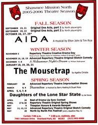 2005-2006 Season Poster