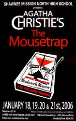 2005-2006 The Mousetrap