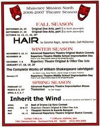 2006-2007 Season Poster