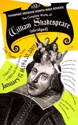 2006-2007 The Complete Works of William Shakespeare (abridged)