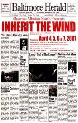 2006-2007 Inherit The Wind