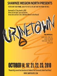 2010-2011 Urinetown
