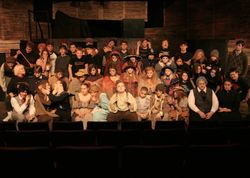 Sweeney Todd Cast and Crew