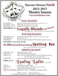 2012-2013 Season Schedule