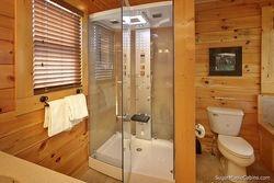 Luxury Steam Shower