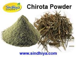 Chirota Powder