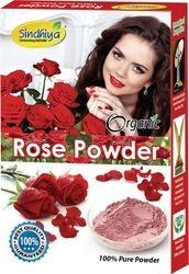 100% Pure Rose Powder