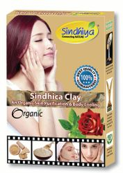 Sindhica Clay - An Organic Skin Purification & Body Cooling