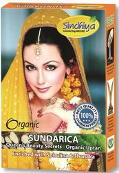 Sundarica - Queen's Beauty Secrets - Organic Uptan