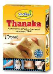 Thanaka - 100% Natural & Risk Free Solution of unwanted Hair