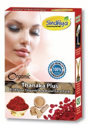 Thanaka Plus - Risk Free Organic & Natural Face Pack