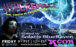 Hyperspace at KCOR Digital Radio Network