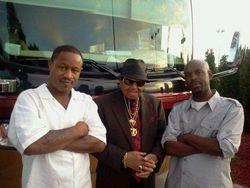 Jus Voice, Joe Jackson, and Joe Holt 2011
