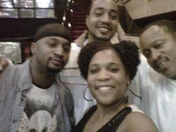 SOLID, Glenn, Mannie, and Tyrone Fowler