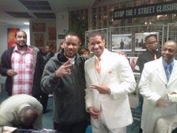 Tyrone and Tony Terry
