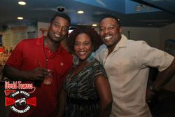 Luckie, SOLID and Mr. P 2012