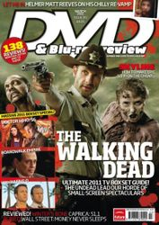 DVD Review magazine from the UK