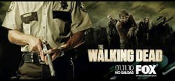 Poster for The Walking Dead in Argentina