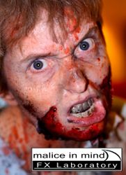 Zombie role in Nashville