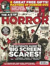 A-Z of Horror - SFX