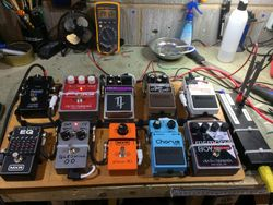 Pedal Board Construction