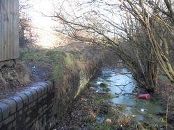View Towards Brownhills Bridge