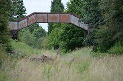 Footbridge at Hammerwich