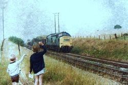 Class 37 in 1975