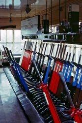 Inside Lichfield City Signal Box