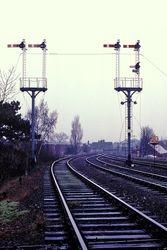 Signals at Lichfield City