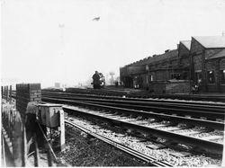 Bescot Shed (Wolverhampton Line) 1960