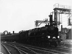 35026 on Aberdeen special 1966