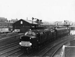 D315 on diverted Trent Valley service