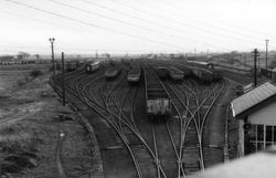 redundant empty coal wagons and some ECS