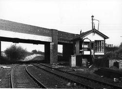 Norton Junction No3 Signal Box