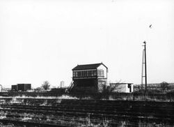 Norton Junction No1 Signal Box