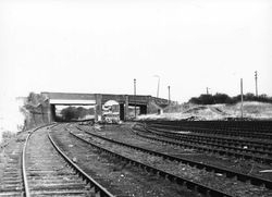 Norton Junction after closure