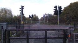 Rushall Crossing Nov 2010