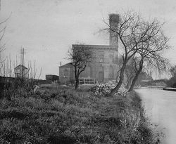 Sandfields Pumping Station, Lichfiled
